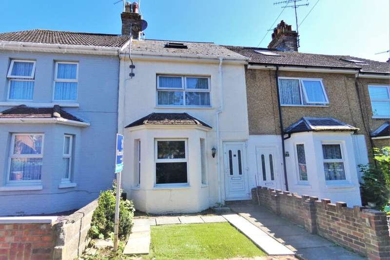 3 Bedrooms Terraced House for sale in Dyke Road, Folkestone, CT19