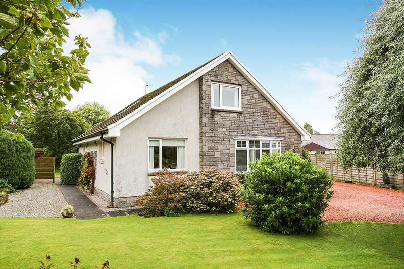 3 Bedrooms Detached House for sale in West Acres, Lockerbie, Dumfriesshire, DG11