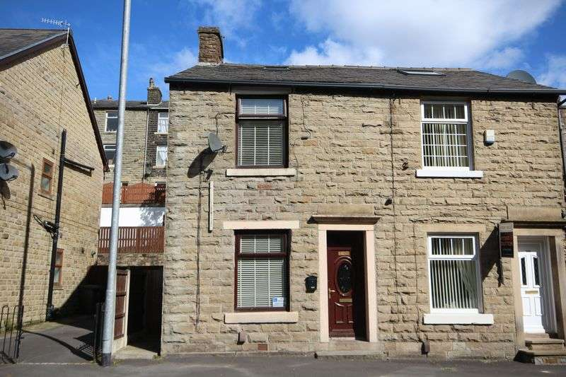3 Bedrooms Property for sale in MARKET STREET, Britannia, Bacup OL13 9SL