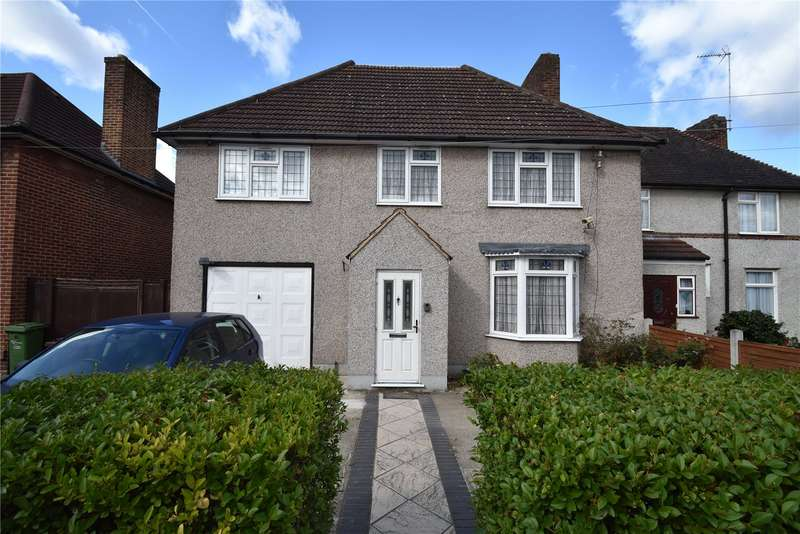 5 Bedrooms Semi Detached House for sale in Hitherfield Road, Dagenham, RM8