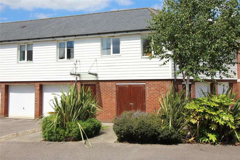 2 Bedrooms Apartment Flat for sale in Lister Drive, Northfleet, Gravesend, Kent, DA11