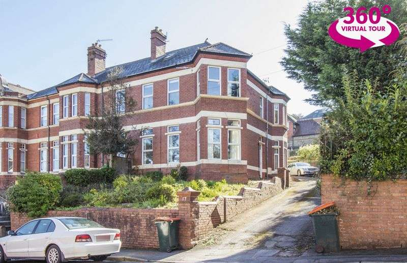 5 Bedrooms Property for sale in Llanthewy Road, Newport