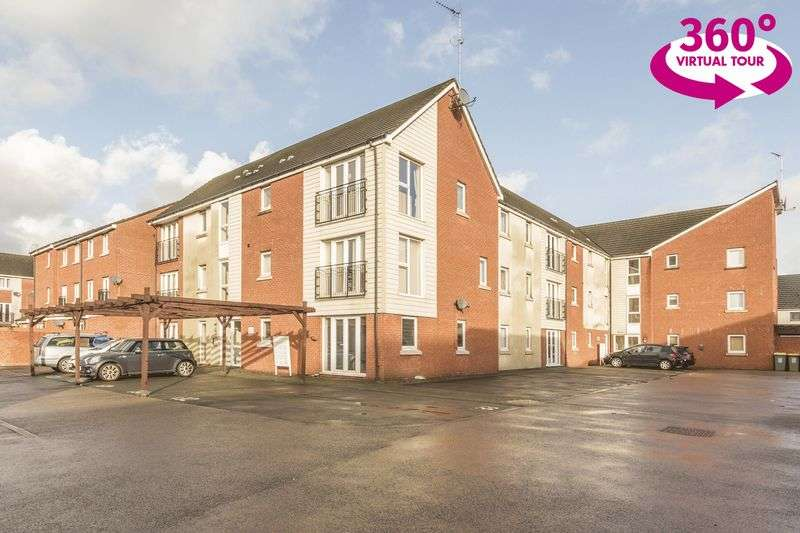 2 Bedrooms Property for sale in Alicia Crescent, Newport