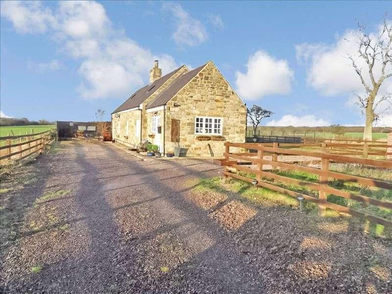2 Bedrooms Property for rent in Mitford Estate, Mitford, Morpeth, Northumberland, NE61 3SA