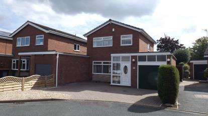 House for sale in Chapelmere Court, Crewe, Cheshire