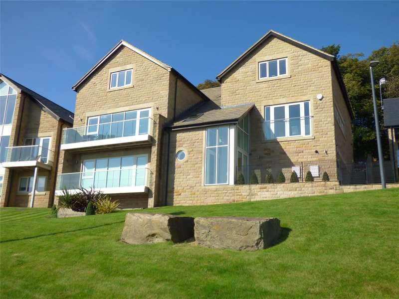 5 Bedrooms Detached House for sale in Grasscroft Heights, Oldham Road, Grasscroft, Saddleworth, OL4