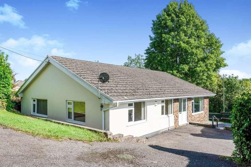 3 Bedrooms Detached Bungalow for sale in Bryn Road, Pontllanfraith, Blackwood