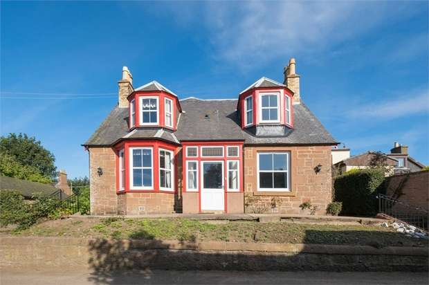 5 Bedrooms Detached House for sale in Kirktonhill Road, Kirriemuir, Angus