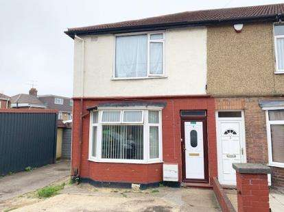 3 Bedrooms End Of Terrace House for sale in Tudor Road, Luton, Bedfordshire, England