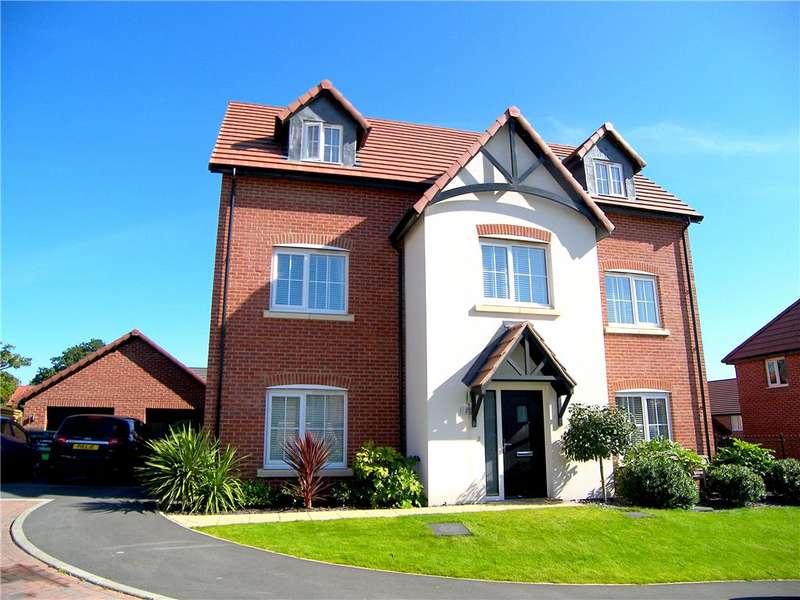 6 Bedrooms Detached House for sale in Bloomery Close, Alfreton, Derbyshire, DE55