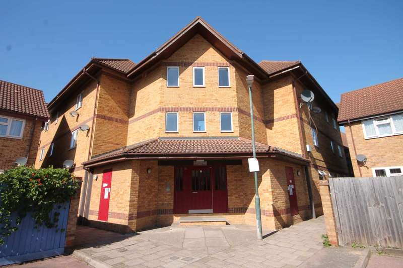 1 Bedroom Flat for sale in Columbus Square, Erith