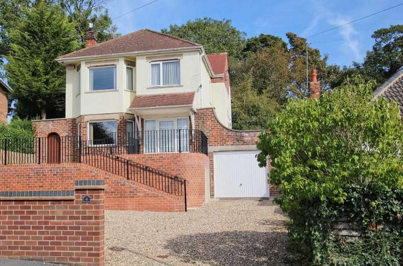 4 Bedrooms Detached House for sale in Cheyne Walk, Hornsea