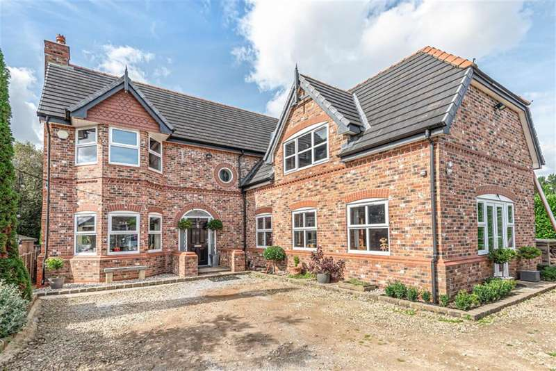 5 Bedrooms Detached House for sale in Treen Road, Astley, Manchester, M29 7HB
