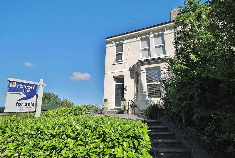 4 Bedrooms Property for sale in Mannamead Road Hartley, Plymouth