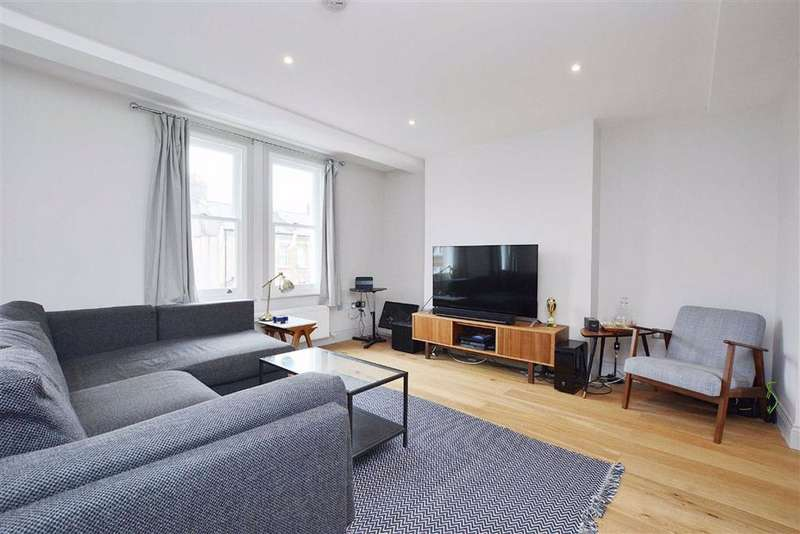 2 Bedrooms Flat for sale in Fermoy Road, London, W9