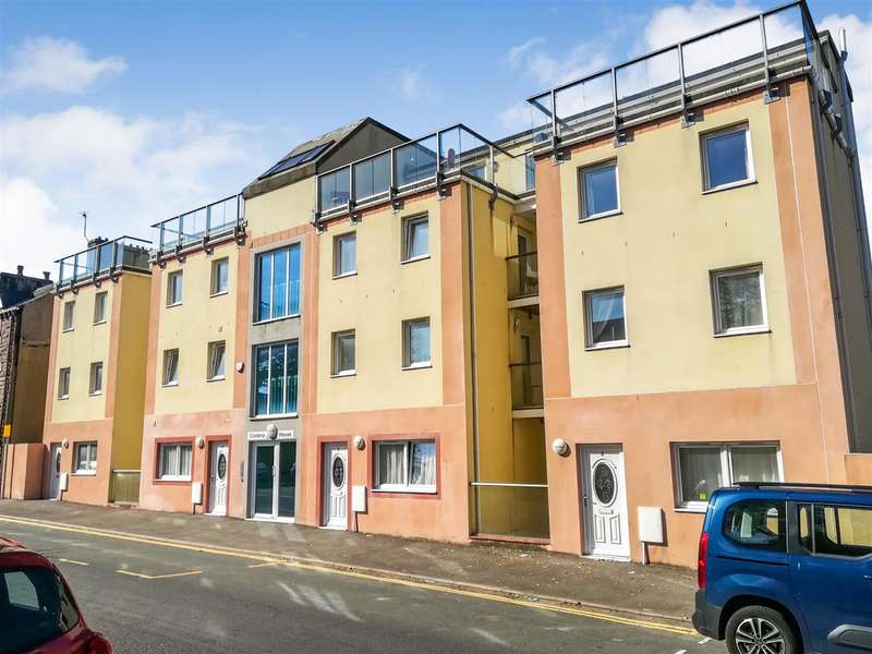 27 Bedrooms Commercial Property for sale in Cumbria House, Corporation Road, Workington