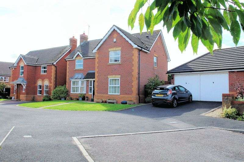 4 Bedrooms Property for sale in Sawyers Close, Wraxall