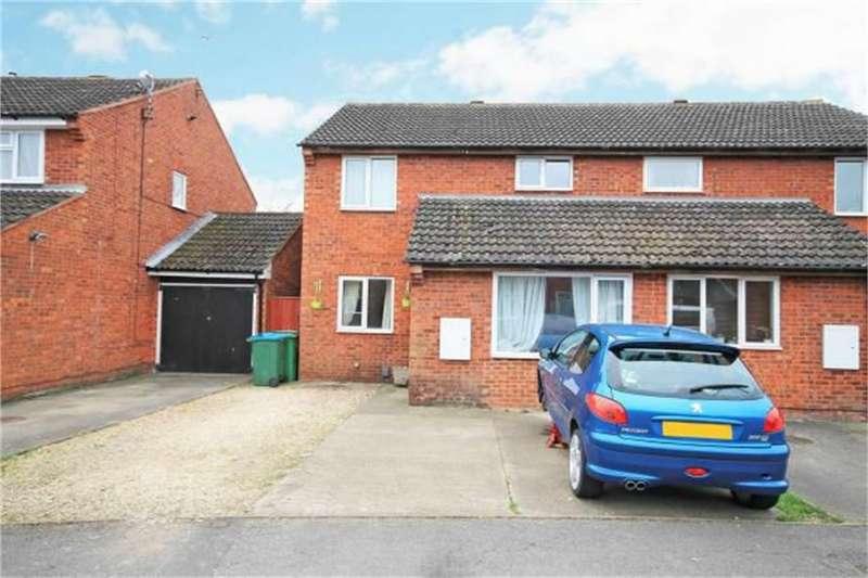 5 Bedrooms Semi Detached House for sale in Hemingway Road, Aylesbury, Buckinghamshire