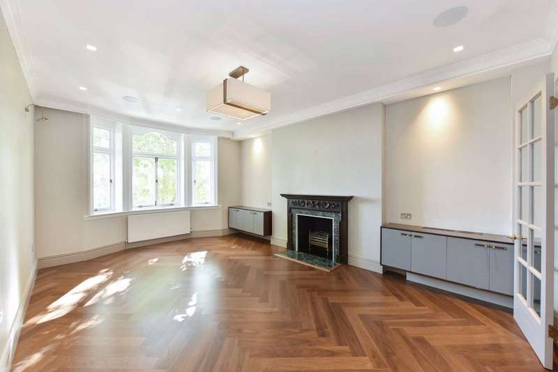 5 Bedrooms Flat for rent in North Gate, London, NW8