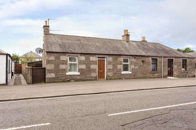 1 Bedroom Cottage House for sale in Barry Road, Carnoustie, Angus, DD7 7QJ