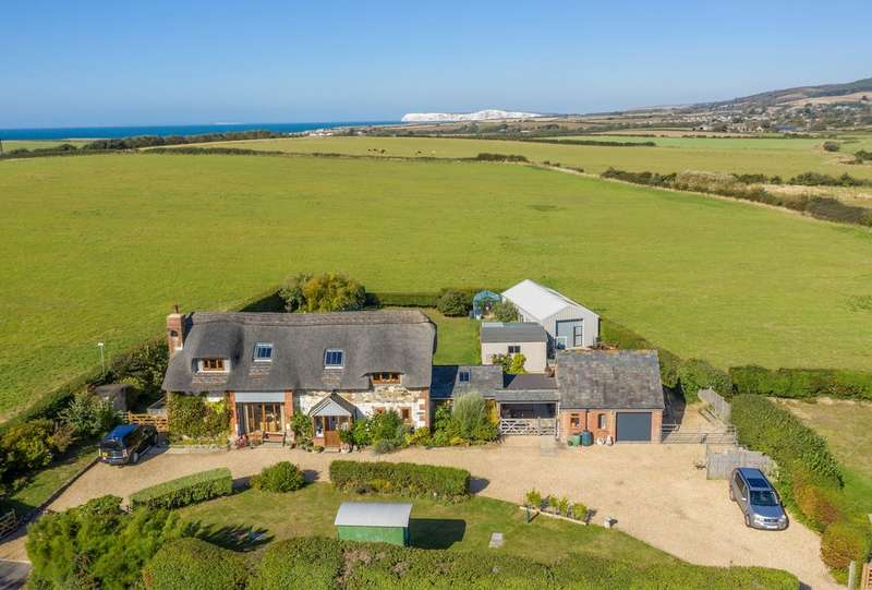 3 Bedrooms Unique Property for sale in Brighstone, Isle of Wight