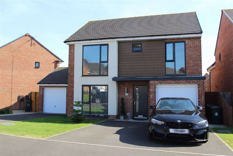 4 Bedrooms Detached House for sale in The Acres, Wallsend, NE28