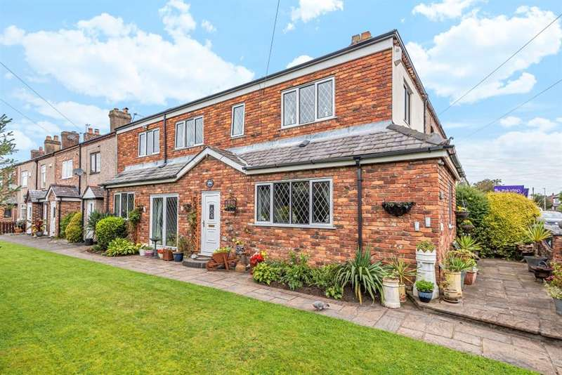 3 Bedrooms End Of Terrace House for sale in Lower Green Lane, Tyldesley, Manchester, M29 7JF