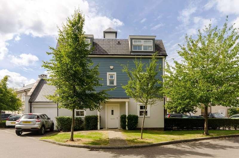5 Bedrooms Detached House for sale in Heatherlea Grove, Worcester Park, KT4