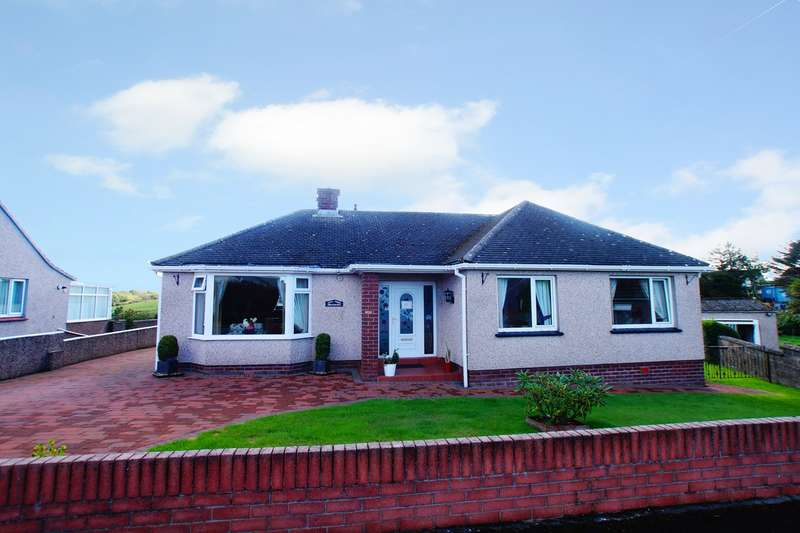 3 Bedrooms Detached Bungalow for sale in Broadacres, High Harrington, Workington, CA14