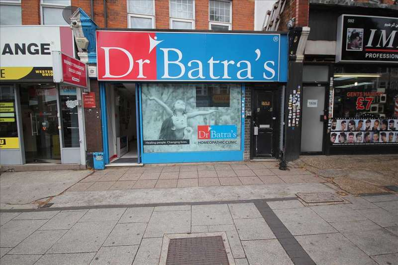 Commercial Property for rent in High Road, Wembley