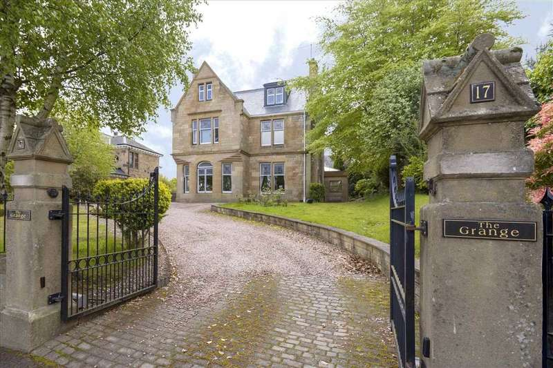 6 Bedrooms Detached House for sale in The Grange, 17 High Station Road, Falkirk