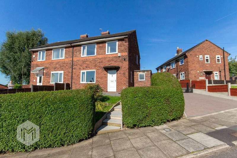 3 Bedrooms Semi Detached House for sale in Primrose Drive, Bury, Greater Manchester, BL9