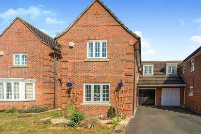 3 Bedrooms Link Detached House for sale in Shorts Avenue, Shortstown, Bedford, Bedfordshire