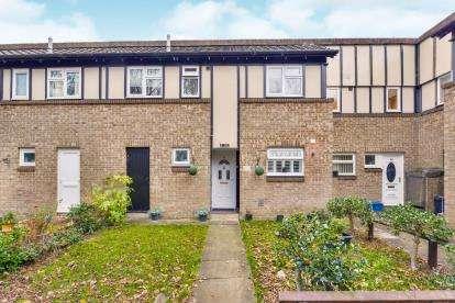 4 Bedrooms Terraced House for sale in Tranlands Brigg, Heelands, Milton Keynes, Buckinghamshire
