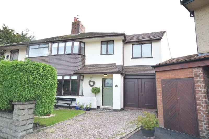 3 Bedrooms Semi Detached House for sale in Tor View, Wavertree, Liverpool, L15