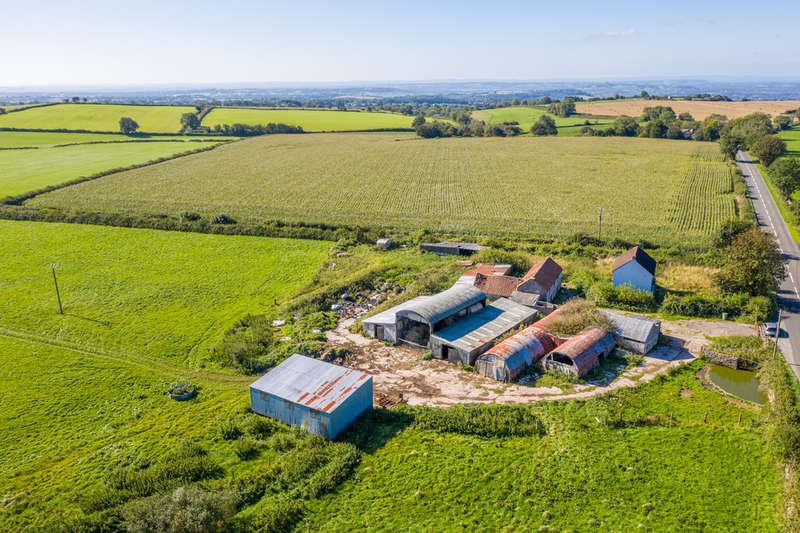 3 Bedrooms House for sale in West Horrington, Nr Wells