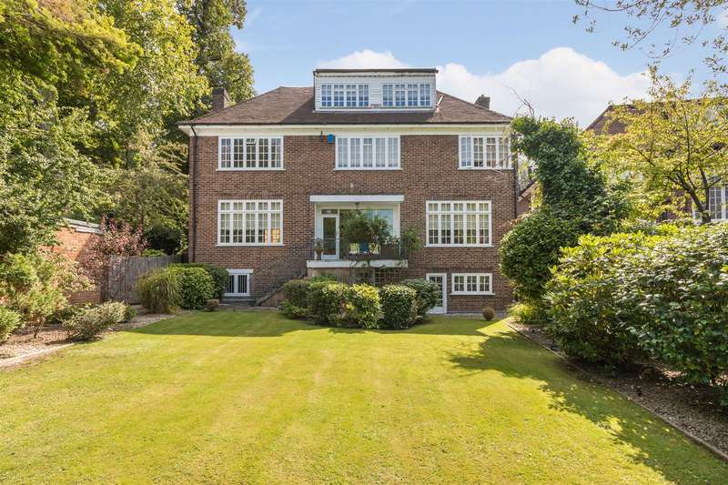 7 Bedrooms House for sale in Platts Lane, Hampstead, NW3