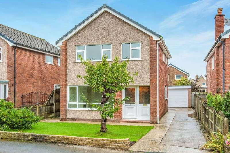 3 Bedrooms Detached House for sale in Avonbridge, Fulwood, Preston, Lancashire, PR2