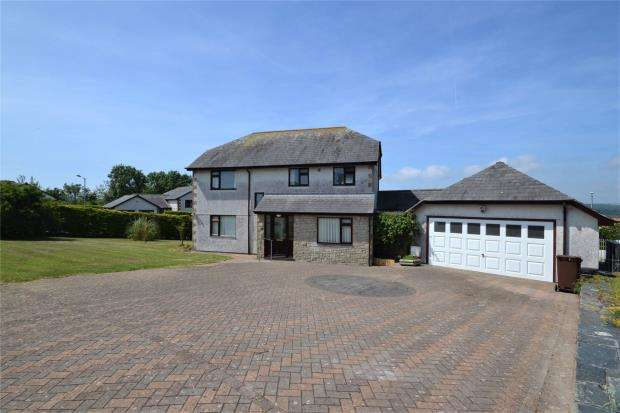 5 Bedrooms Detached House for sale in Baydown, East Looe, Cornwall