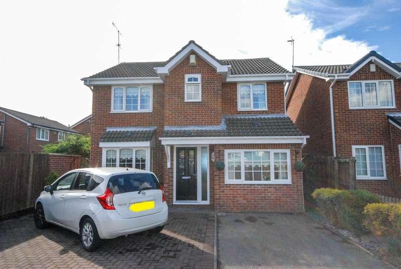 5 Bedrooms Detached House for sale in Sullivan Walk, Hebburn