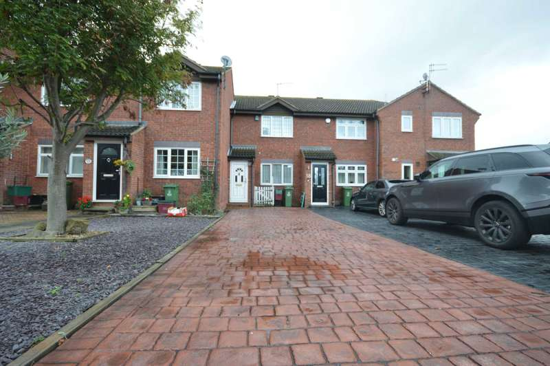 2 Bedrooms House for sale in Tunstock Way, Priory Gardens