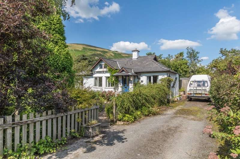 3 Bedrooms Detached Bungalow for sale in The Potters, Southfield Road, Sedbergh, Cumbria
