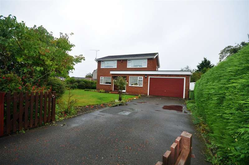 4 Bedrooms Detached House for sale in Saughall Road, Chester