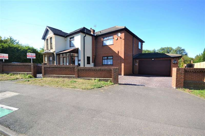 3 Bedrooms Semi Detached House for sale in Davy Down Villa, Pilgrim Lane, North Stifford