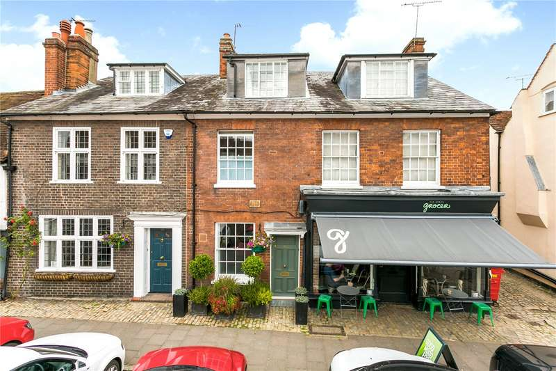 4 Bedrooms Terraced House for sale in High Street, Old Amersham, Buckinghamshire, HP7