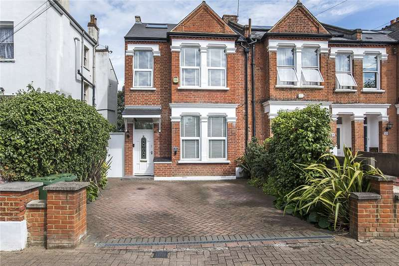 5 Bedrooms Mews House for sale in Culverden Road, London, SW12