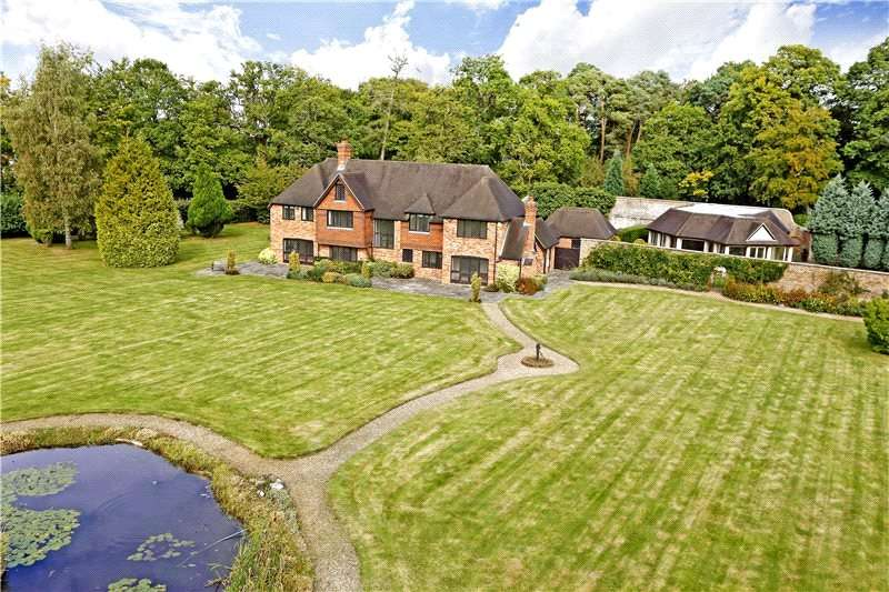 7 Bedrooms Detached House for sale in Fulmer Rise Estate, Fulmer, Buckinghamshire, SL3