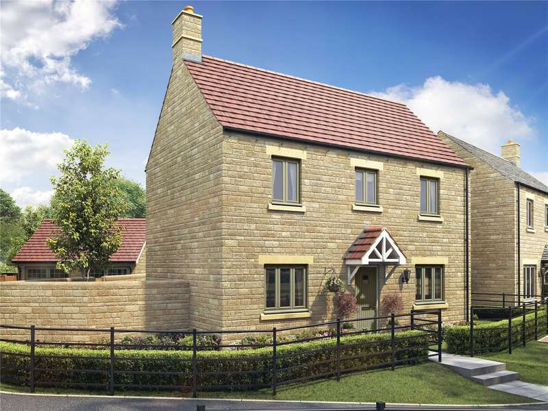 3 Bedrooms Semi Detached House for sale in Willow Green, Willersey, Broadway, Gloucestershire, WR12