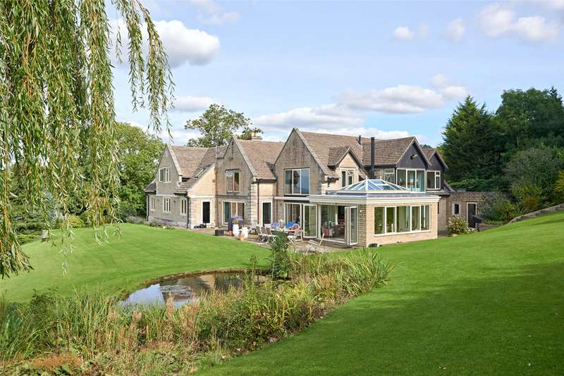 6 Bedrooms Detached House for sale in Leckhampton Hill, Cheltenham, Gloucestershire, GL53