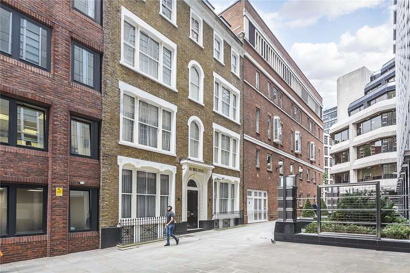 2 Bedrooms Flat for sale in Dean Wace House, 7 Wine Office Court, London, EC4A